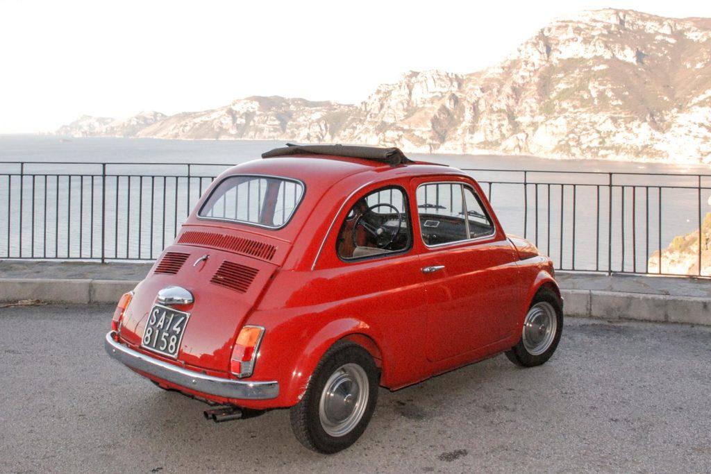 Fiat 500L Rag top