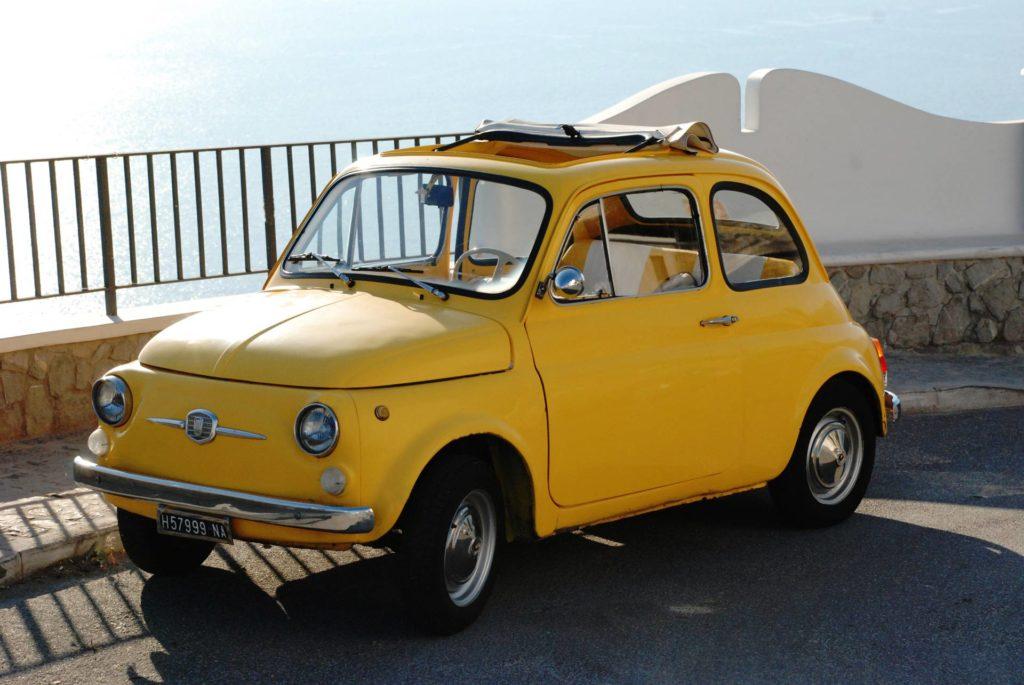 Fiat 500 Ragtop